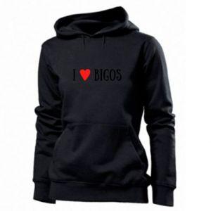 Bluza damska Bigos