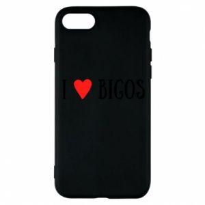 Etui na iPhone 7 Bigos