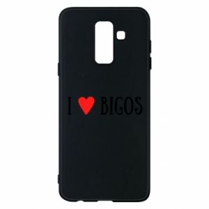 Etui na Samsung A6+ 2018 Bigos