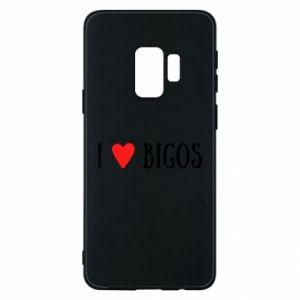 Etui na Samsung S9 Bigos