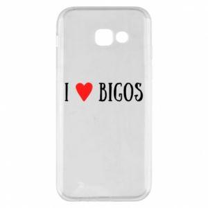 Etui na Samsung A5 2017 Bigos