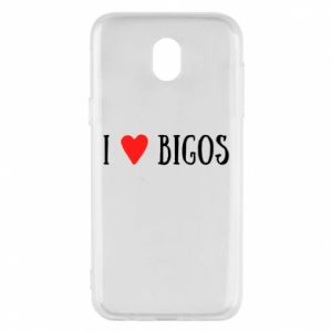 Etui na Samsung J5 2017 Bigos
