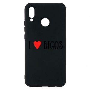 Etui na Huawei P20 Lite Bigos