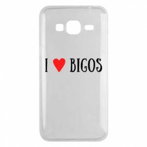 Etui na Samsung J3 2016 Bigos