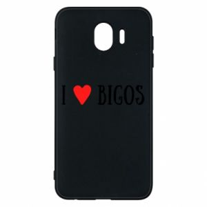 Etui na Samsung J4 Bigos