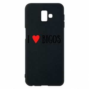 Samsung J6 Plus 2018 Case Bigos
