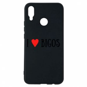 Huawei P Smart Plus Case Bigos