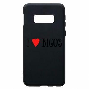 Etui na Samsung S10e Bigos