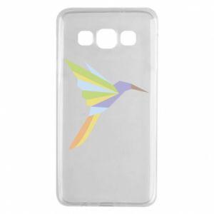 Etui na Samsung A3 2015 Bird flying abstraction