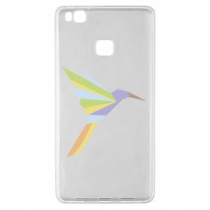 Etui na Huawei P9 Lite Bird flying abstraction