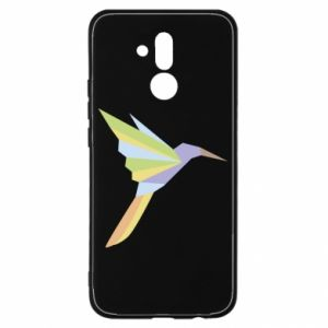 Etui na Huawei Mate 20 Lite Bird flying abstraction