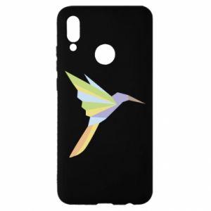 Etui na Huawei P Smart 2019 Bird flying abstraction