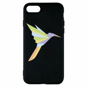 Etui na iPhone SE 2020 Bird flying abstraction