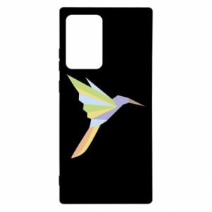 Etui na Samsung Note 20 Ultra Bird flying abstraction