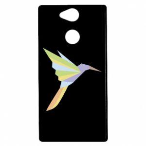 Etui na Sony Xperia XA2 Bird flying abstraction