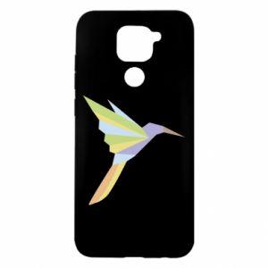 Etui na Xiaomi Redmi Note 9/Redmi 10X Bird flying abstraction