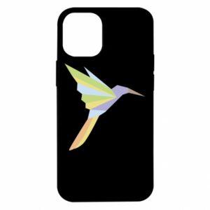 Etui na iPhone 12 Mini Bird flying abstraction