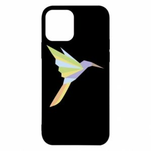 Etui na iPhone 12/12 Pro Bird flying abstraction