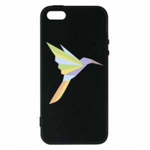 Etui na iPhone 5/5S/SE Bird flying abstraction