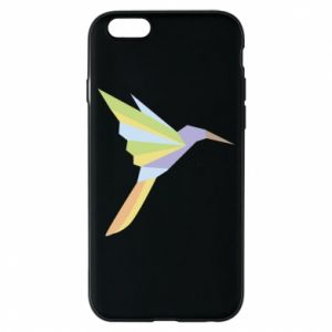 Etui na iPhone 6/6S Bird flying abstraction
