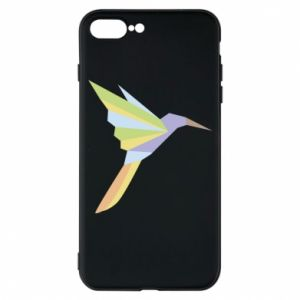 Etui na iPhone 7 Plus Bird flying abstraction