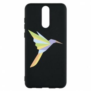 Etui na Huawei Mate 10 Lite Bird flying abstraction