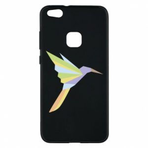 Etui na Huawei P10 Lite Bird flying abstraction