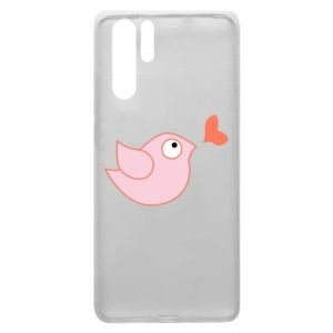 Etui na Huawei P30 Pro Bird is catching up with the heart