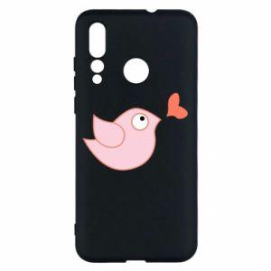 Etui na Huawei Nova 4 Bird is catching up with the heart