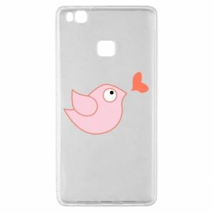 Etui na Huawei P9 Lite Bird is catching up with the heart