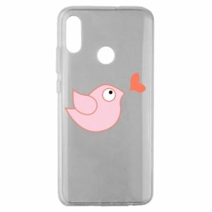 Etui na Huawei Honor 10 Lite Bird is catching up with the heart