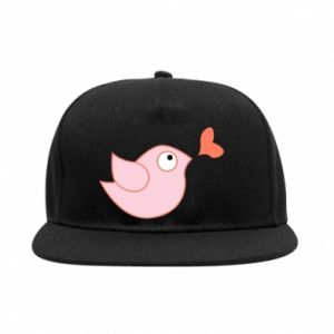 SnapBack Bird is catching up with the heart - PrintSalon