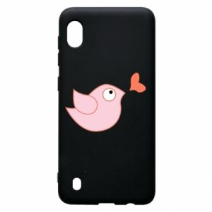 Etui na Samsung A10 Bird is catching up with the heart