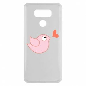 Etui na LG G6 Bird is catching up with the heart