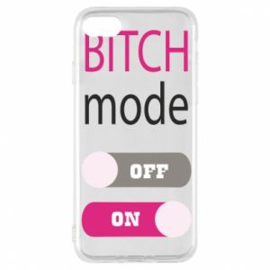 Phone case for iPhone 8 Bitch mode