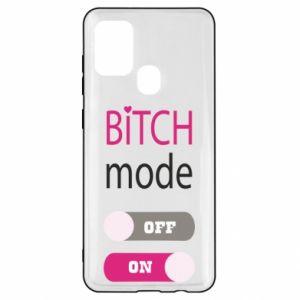 Etui na Samsung A21s Bitch mode