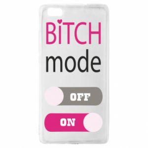 Etui na Huawei P 8 Lite Bitch mode