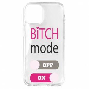 Etui na iPhone 12 Mini Bitch mode