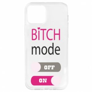Etui na iPhone 12/12 Pro Bitch mode
