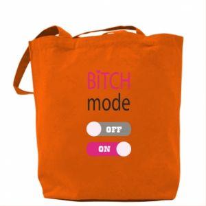 Bag Bitch mode