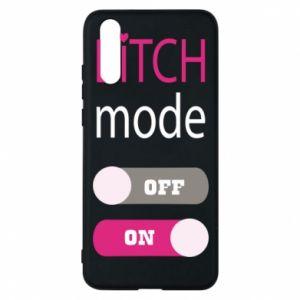 Etui na Huawei P20 Bitch mode