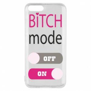 Phone case for Xiaomi Mi6 Bitch mode