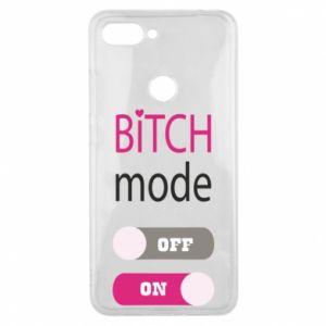 Phone case for Xiaomi Mi8 Lite Bitch mode