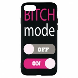 Phone case for iPhone 7 Bitch mode