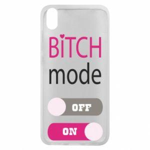 Phone case for Xiaomi Redmi 7A Bitch mode