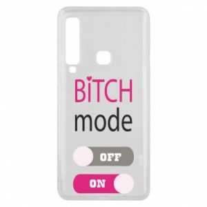 Phone case for Samsung A9 2018 Bitch mode