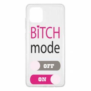 Etui na Samsung Note 10 Lite Bitch mode