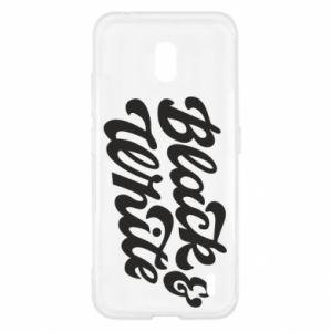 Etui na Nokia 2.2 Black and white