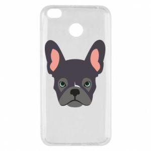 Etui na Xiaomi Redmi 4X Black french bulldog