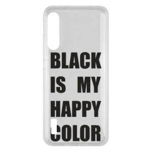 Etui na Xiaomi Mi A3 Black is my happy color